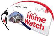 HomeWatch Logo